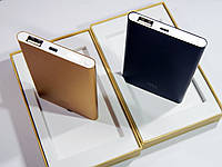 Ультратонкий и мощный Power Bank Xiaomi Mi 12000 Mah 2 ЦВЕТА! Лучший Подарок