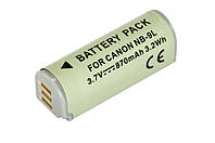 Аккумулятор для фото- видеокамер CANON NB-9L