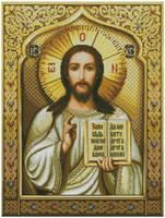 """Набор для вышивки крестом  """"Проповедь Иисуса """""""