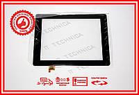 Тачскрин 200x153mm 9pin CTP080088-03 Черный