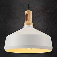 Светильник потолочный [ White Loft Wood - A ]