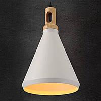 Светильник потолочный [ White Loft Wood - B ]