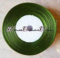 Лента атласная цвет №08(108) шириной 2,5 см