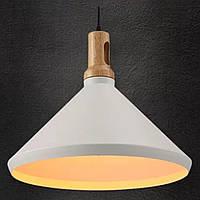Светильник потолочный [ White Loft Wood - C ], фото 1
