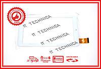 Тачскрин 184x104mm 30pin TP070255(K71)-01 БЕЛЫЙ