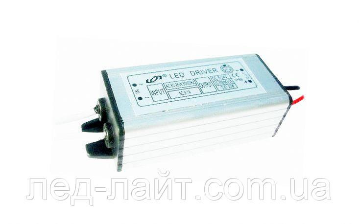 Драйвер светодиодов 10Вт 280мА 220В IP67