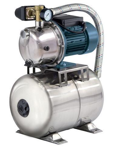 Автономная станция водоснабжения «Насосы + Оборудование» AUJS 60/24L
