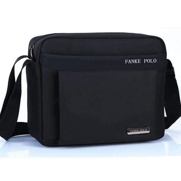 a0e5ac2f0108 Удобная сумка-портфель через плече POLO. Мужская сумка. Сумка для бумаг.  Большая