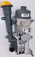 Корпус масляного фільтру Opel Combo 1,3 CDTI (2004-2011) та Fiat Doblo 1,3 JTD Multijet (2004-2012) UFI