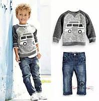 Детский костюм на мальчика - Автомобилист