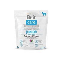 Brit Care Grain-free Junior Large Breed Salmon & Potato 1 кг