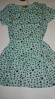 Платье Lee cooper на 6- 8 лет принт звездочка