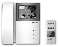 Комплект  видеодомофона COMMAX DPV-4HPN+DRC-4BPN2