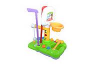 Детская игрушечная спортивная площадка IE34