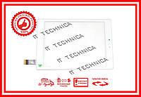 Тачскрин 197x136mm ACE-CG7.8C-318-FPC БЕЛЫЙ 3G
