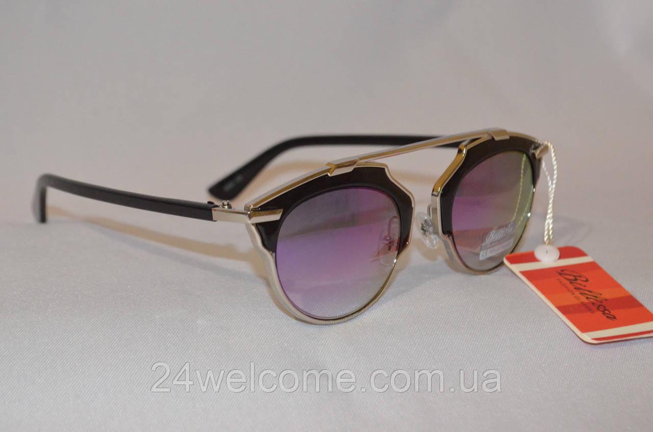 Солнцезащитные очки женские DIOR черный глянец Хамелеон фиолетово-зеленый -  Интернет магазин WELCOME в Харькове dc9982e3245
