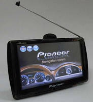 "5. 5"" Pioneer GPS навигатор 6601TV с телевизором и карты для копа"