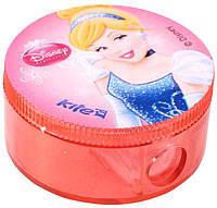 """Точилка круглая,  с контейнером """"Princess"""""""