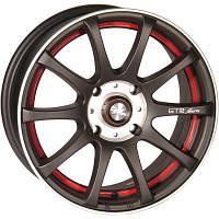 Литые диски Zorat Wheels 355 R15 W6.5 PCD4x98 ET35 DIA67.1 (R)B6-Z/M