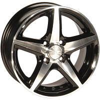 Автомобильный диск, литой Zorat Wheels 244 R15 W6.5 PCD4x100 ET34 DIA67.1
