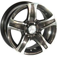 Автомобильный диск, литой Zorat Wheels 337 R15 W6.5 PCD4x100 ET35 DIA67.1