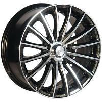 Автомобильный диск, литой Zorat Wheels 393 R15 W6.5 PCD4x100 ET40 DIA67.1