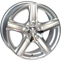 Автомобильный диск, литой Zorat Wheels 610 R15 W6.5 PCD4x100 ET35 DIA67.1