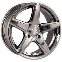 Автомобильный диск, литой Zorat Wheels 244 R15 W6.5 PCD4x114,3 ET34 DIA73.1