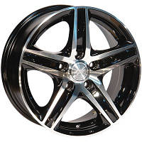 Литые диски Zorat Wheels 610 R15 W6.5 PCD5x98 ET30 DIA73.1 BP