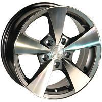 Автомобильный диск, литой Zorat Wheels 213 R15 W6.5 PCD5x112 ET35 DIA66.6