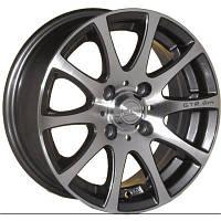 Литые диски Zorat Wheels 3114Z R15 W6.5 PCD5x100 ET38 DIA57.1 EP