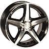 Литі диски Zorat Wheels 244 R14 W6 PCD4x100 ET38 DIA67.1 BP