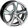 Литі диски Zorat Wheels 683 R17 W7 PCD4x108 ET20 DIA73.1 HS