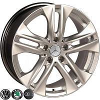 Литые диски Zorat Wheels D005 R17 W7.5 PCD5x112 ET38 DIA66.6 HS