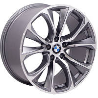 Литые диски Zorat Wheels BK923 R20 W10 PCD5x120 ET40 DIA74.1 GP