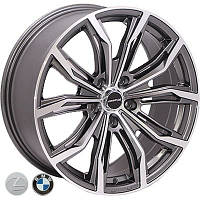 Литые диски Zorat Wheels 2747 R17 W7.5 PCD5x114,3 ET42 DIA67.1 MK-P