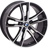 Литые диски Zorat Wheels BK5053 R20 W10 PCD5x120 ET40 DIA74.1 BP