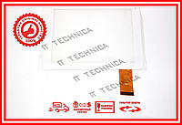 Тачскрин 196x150mm 50pin E-C8027-01 БЕЛЫЙ