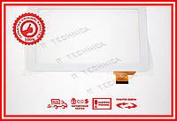 Тачскрин 257x160mm FE-DH-1006A1-FPC26 БЕЛЫЙ