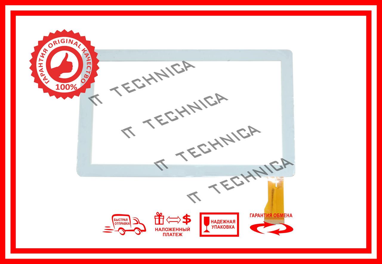 Тачскрін 173х105мм 30pin SX-Q8-FPC БІЛИЙ