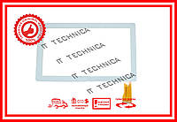 Тачскрин 173х105mm 30pin GT70Q8801-V5.0 БЕЛЫЙ