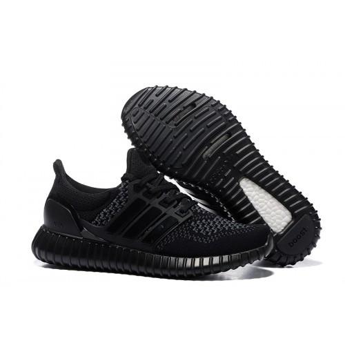e4df78f9 Кроссовки Adidas Ultra Yeezy Boost 350 Black Grey купить в Киеве ...