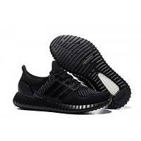 Кроссовки Adidas Ultra Yeezy Boost 350 Black Grey, фото 1