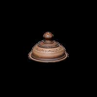 Масленка глиняная Шляхтянская AG03 Покутская керамика