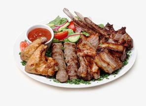 Приправы для гриля и мясных блюд