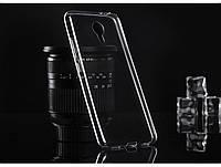 Ультратонкий 0,3 мм чехол для Meizu M3 Note прозрачный
