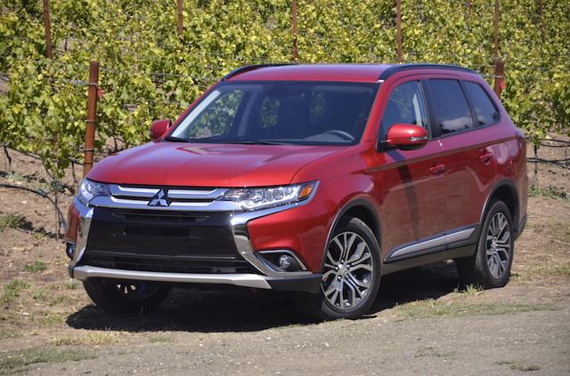 Mitsubishi OUTLANDER 2015+
