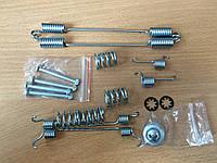 Монтажный комплект задних тормозных колодок Expert Scudo Jumpy 95-06 Quick Bracke QB105-0740