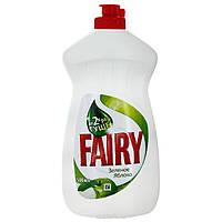 Средство для мытья посуды Fairy Зеленое яблоко 500 мл.