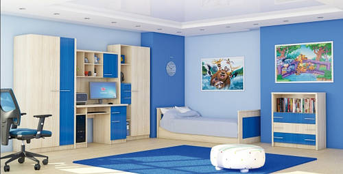 Кровать Денди